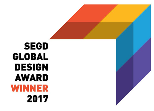 SEGD Global Design Award Winner 2017